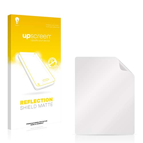 upscreen Entspiegelungs-Schutzfolie kompatibel mit Nokia 6500 Classic – Anti-Reflex Bildschirmschutz-Folie Matt