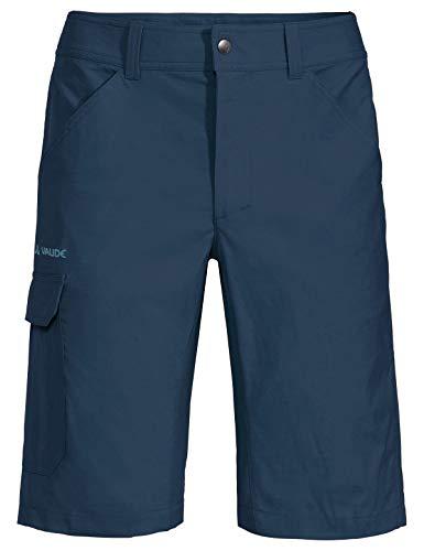 VAUDE 41509 Skarvan Bermuda II pour Homme Bleu Baltique Taille 56