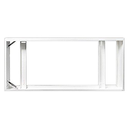 Anbau Rahmen Aufputz Gehäuse für LED Panel 60x30cm