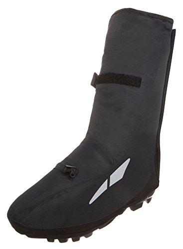 Vaude VAUDE Shoecover Capital Plus, Black, 47-49, 03255