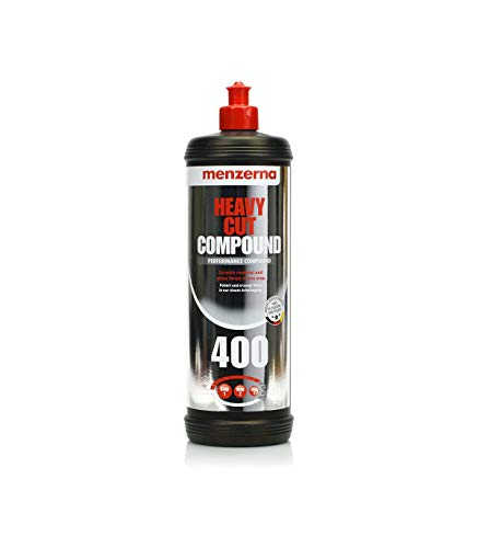 Menzerna 400 Heavy Cut Compound with FREE MICROFIBER TOWEL