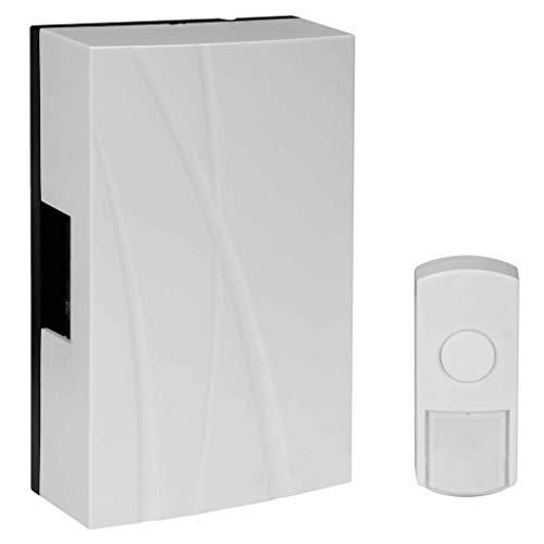 PEREL - EDB6 elektromechanische draadloze deurbel 175697