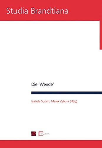 Die \'Wende\' - Die politische Wende 1989/90 im öffentlichen Diskurs Mittel- und Osteuropas