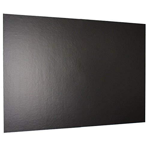 DIN A2 Ferrofolie selbstklebend MAGSTICK® I mag_066 I roh I eisenhaltige Folie flexibler Haftgrund für starke Magnete