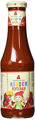 Zwergenwiese Bio Kinder Ketchup mit Apfelsüße, 500.00 ml
