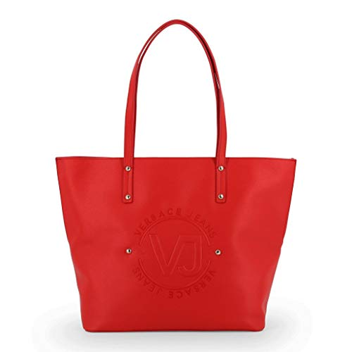 VERSACE JEANS shopping bag woman E1VTBB50 RED UNICA Rosso