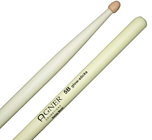 AGNER 1 Paar Flo Dauner Signature Sticks Drumsticks