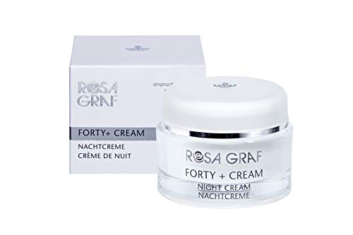 Rosa Graf - Forty+ Cream - Nachtcreme - 50 ml