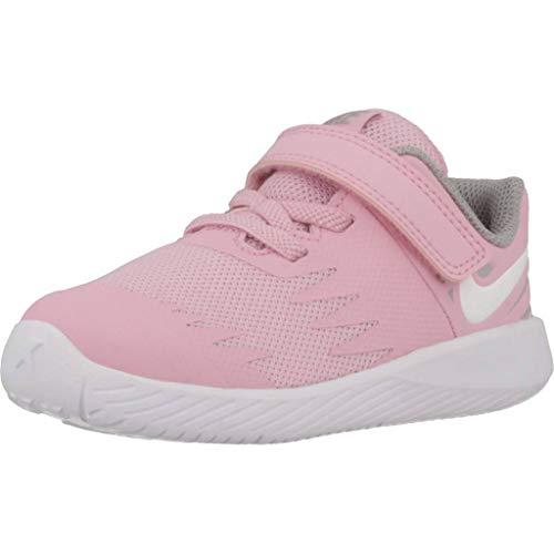 Zapatillas para niña, Color Rosa, Marca NIKE, Modelo Zapatillas para Niña NIKE Star Runner (TDV) Rosa