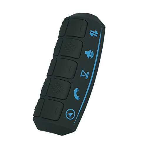 ANKEWAY Mandos a Distancia y Control Remoto del Volante, Instalar en 5 Minutos, Compatible con Todas Las Radios de Coche ANKEWAY Android y la Mayoría de Las Demás Radios de Coche Android