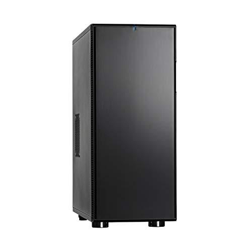 Fractal Design Define XL R2 - Full Tower Custodia Computer - Ottimizzato per Flusso d'Aria Elevato e Elaborazione silenziosa - Interno modulare - Flusso d'Aria - Layout Aperto - Nero