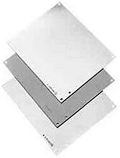 Hoffman A6P6SS Conductive Panels for JIC Enclosure, Stainless Steel Type 304/Aluminum, J Box/4.88