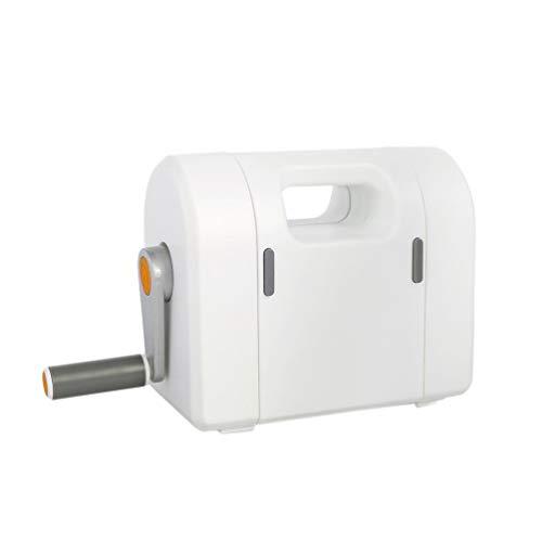 UPKOCH Handwerk Stanzen Prägemaschine Manuelle Mini Stanzmaschine Scrapbooking Cutter DIY Werkzeugmaschinen