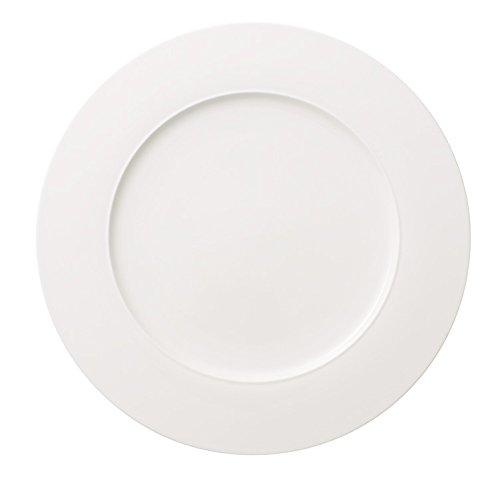 Villeroy & Boch 10-4378-2610 Assiette Plate Porcelaine Blanc 29,5 x 29,5 x 8,5 cm 1 Assiette