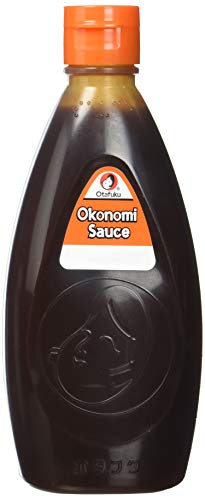 OTAFUKU Okonomi Sauce Kokusai, 1er Pack (1 x 420 ml) C0311A