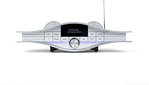 Radio Digital Jonathan Miami Swing by Renzo Arbore - MS-01 - FM/Dab/Dab+ con Bluetooth