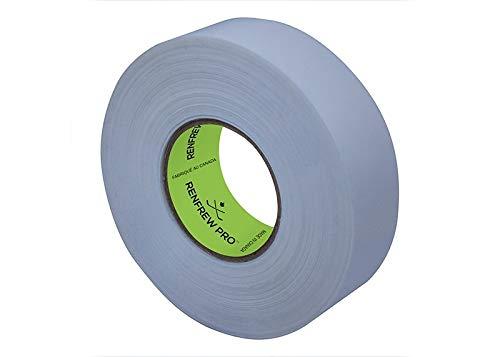 Renfrew Shin Pad Tape f. Stutzen Eishockey, Polyflex Stutzentape 24mm x 30m (Weiss)