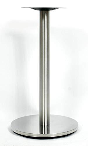 le profil: 20 x 100 mm Couleur : anthracite 2 pi/èces TKK3 Largeur 50 cm x hauteur 72 cm SOSSAI DESIGN Armature de table en acier Pi/ètement de table