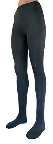 Shimasocks Damenstrumpfhose mit Komfortzwickel, Größe:52/54, Farben alle:anthrazit