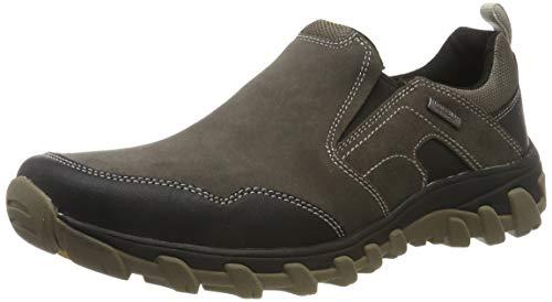 Rockport Men's Mules, Brown Breen SDE 001, 8.5