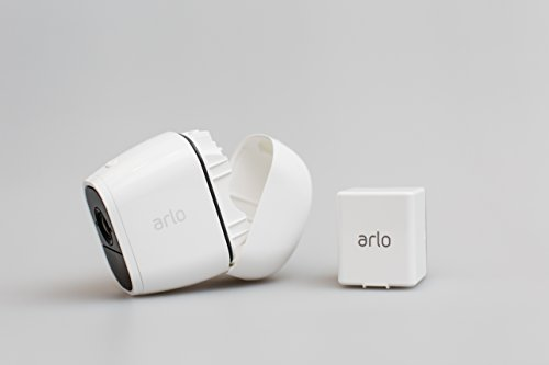 Arlo Pro 2 – (1) Add-on Camera | Rechargeable, Night vision, Indoor/Outdoor, HD Video 1080p, Two-Way Talk, Wall Mount | Cloud Storage Included | Works with Arlo Pro Base Station (VMC4030P)