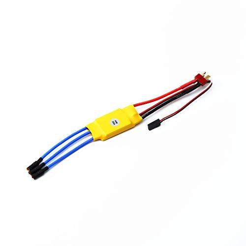 FairOnly HW30A 30A T Plug 3.5mm Banana Brushless Motor ESC