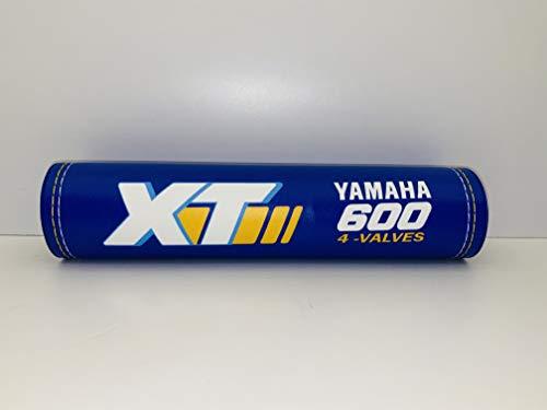 Paracolpi Manubrio Bumper Crossbar adatto per Yamaha Xt 600 4 Valves Blu