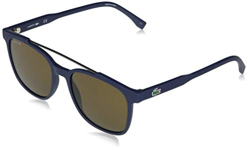 Lacoste Unisex-Adult L923s Sunglasses, Blue, 54