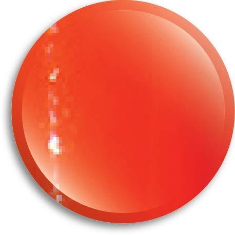 NexGen Poudre de trempage Orange 56,7 g, séchage naturel, facile à utiliser, longue durée, sans lampe UV