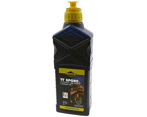 Motoröl TT Sport PUTOLINE 2-Takt teilsynthetisch 1 Liter JASO FD/API TC/TISI