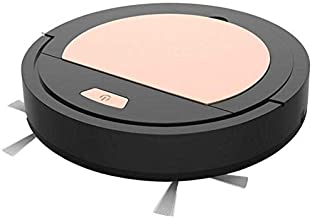 Robot Vacuum Cleaner,1800PA Strong Suction,100 Min Run Time, USB Auto Home Smart Robotic Sweeper with Mopping, Anti-Collis...