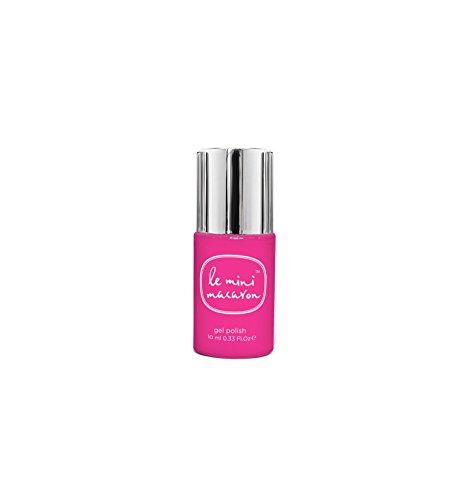 Le Mini Macaron • Vernis à Ongles UV 3 en 1 • Nail Gel Semi-Permanent • Séchage LED • Strawberry Pink Couleur Rose Fuschia • 10ml