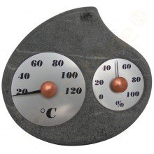 Mainiki - Saunathermometer + Hygrometer