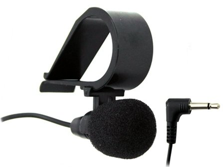 Microfoon Bluetooth Pioneer SPH-DA01 handsfree installatie