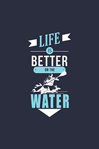 Kalender 2021 - 2022 KAJAK KANU RAFTING PADDEL BOOT Wassersport auf dem Wasser KAYAK: 01.01.2021 - 31.12. 2022 Kalender A5 ( 6