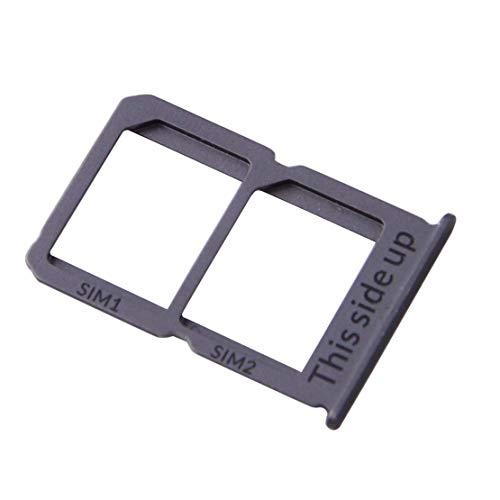 Apto para One Plus 3 3T Tres 1 + 3 A3000 A3003 A3010 Bandeja de ranura para tarjeta SIM original gris
