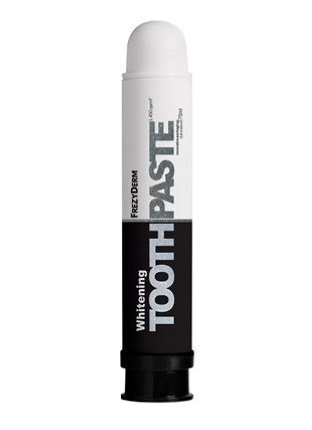 Frezyderm Whitening Toothpaste 75ml by FrezyDerm