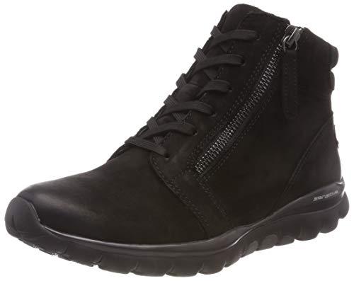 Gabor Shoes Damen Rollingsoft Stiefeletten, Schwarz (Mel.) 47, 39 EU