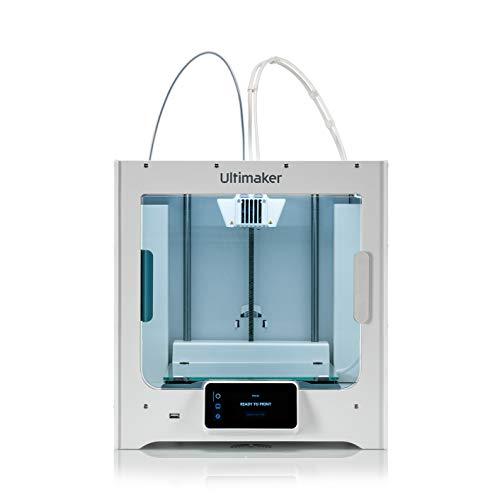 Ultimaker S3 3D Printer | Matter Hackers