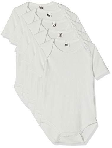Care Unisex Baby - Kurzarm-Body aus Bio Baumwolle im 5er Pack