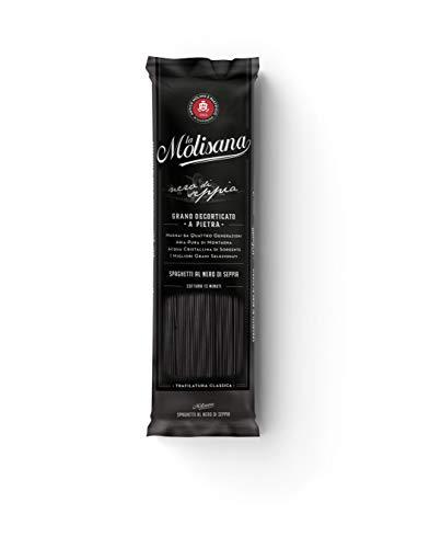 La Molisana Spaghetti al Nero di Seppia (3 x 500g)