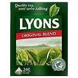 Lyons Original Irish Tea 240 Bags (Pack of 2)