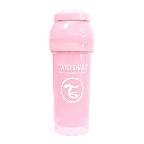 Vital Innovations - Borraccia anti-coliche Twistshake, 260 ml