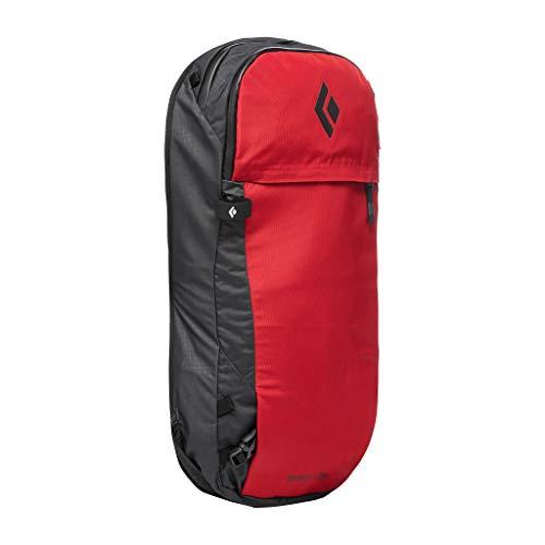 Black Diamond Jetforce Pro Booster 25 Rot, Ski- und Tourenrucksack, Größe 25l - Farbe Red