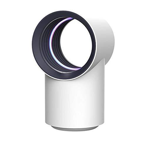 Lámpara Antimosquitos Doméstica, No Tóxica Inofensiva Sin Productos Químicos Ni Radiación 100% Segura Para Humanos Y Mascotas La Carga USB Es Muy Conveniente De Usar Adecuada Para Uso En Interiores
