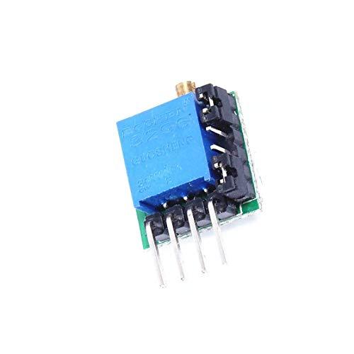 Cobeky Durable 1 Uds DC 3-12V módulo de Circuito de retardo 1s-20h para Temporizador de Interruptor de retardo preciso 2,54mm