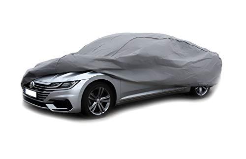 Autoabdeckung geeignet für Audi A5 Sportback Schutzplane Abdeckung Vollgarage für das Auto atmungsaktiv - Autoplane XL Coupe