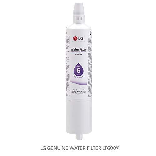 LG LT600P - 6 Month / 300 Gallon Capacity Replacement Refrigerator Water Filter (NSF42 and NSF53 5231JA2006A, 5231JA2006B, 5231JA2006F, or 5231JA2006F