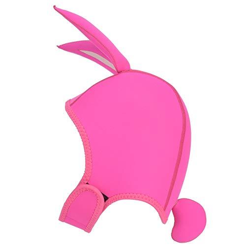 Weikeya Ligero Escafandra autónoma Buceo Gorra, Coco Buceo Máscara Calidad Neopreno Material Círculo Diseño Hecho de Neopreno