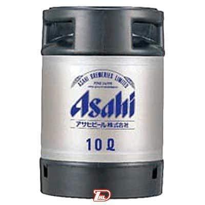 アサヒ スーパードライ樽生10リットル